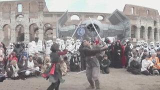 VIDEO: Así se celebró el 'Star Wars Day' en todo el mundo