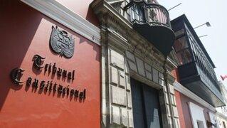 Tribunal Constitucional anula fallo que condenó a exviceministro aprista