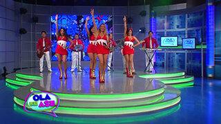 Baila al ritmo del grupo Pintura Roja y su clásico tema 'Amargo amor'