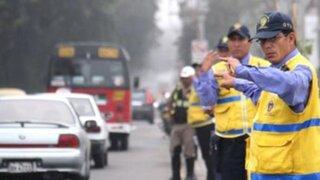 Inspectores de tránsito sufren insultos y agresiones por parte de pasajeros