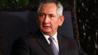 Denuncian a premier Cornejo por presuntas irregularidades en caso 'Helios'