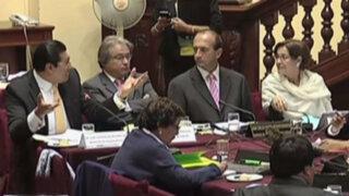 Ministros se reunieron con alcaldesa de Lima para tratar reforma del transporte