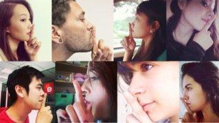 Esta es la moda del #FingerTrapTest, la prueba para saber si eres atractivo