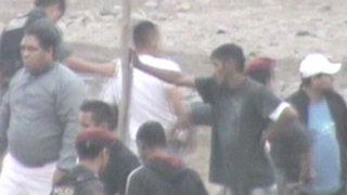 Traficantes de terrenos desatan balacera en asentamiento humano de Carabayllo