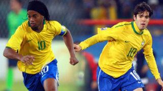 Bloque Deportivo: Ronaldinho, Kaká y Robinho se quedan sin Mundial