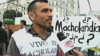 Macholandia, la nueva iniciativa que busca combatir el machismo en el Perú