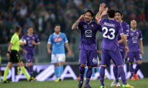 Tras el 'Loco': Juan Manuel Vargas en los planes del AC Milan y el Galatasaray