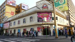 Hombre se suicida al interior de un casino tras perder todo su dinero
