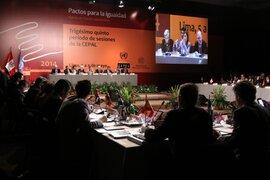 Canciller Rivas: América Latina está comprometida con reducir la desigualdad