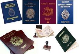 El pasaporte argentino es el mejor de América Latina, según la BBC
