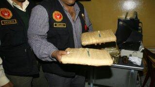 Chile: capturan banda de narcotraficantes entre ellos un ciudadano peruano