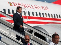 Congreso aprueba viaje de Humala a IX Cumbre de la Alianza del Pacífico