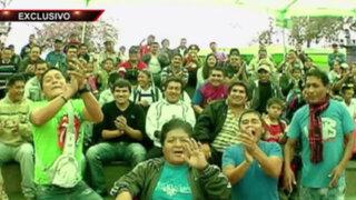 El renacer de Pompinchú: todos con nuestro ambulante de la risa