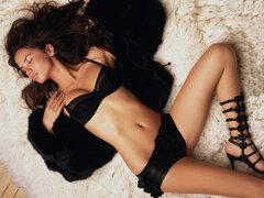 Adriana Lima, la brasileña que enamora al mundo con su sensualidad