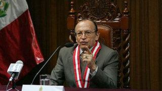 José Peláez: Hay que darle el beneficio de la duda al Fiscal Carlos Ramos