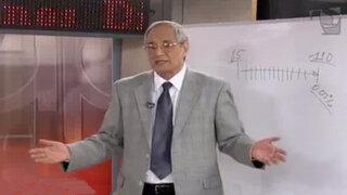 González Izquierdo: Gobierno debe permitir al jubilado disponer de su dinero
