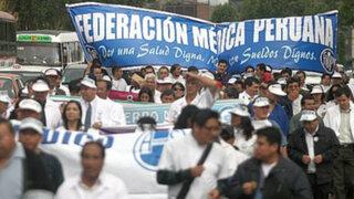 FMP: Ejecutivo tiene una intencionalidad de colapsar hospitales públicos