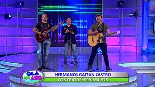 Los Hermanos Gaitán Castro hicieron bailar al público con su tema 'Pirwaya'