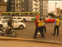 Lima: interponen 58 denuncias contra transportistas por agredir a inspectores