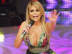 Gisela Valcarcél confirmó su gusto por Jaime Bayly