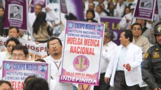Conozca dónde se puede atender ante la huelga indefinida de médicos