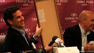 Juan Diego Flórez ofrecerá show a beneficio de Sinfonía por el Perú