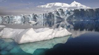 """Revelan que desaparición de glaciares de la Antártida es """"irreversible"""""""