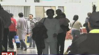 Cientos de pacientes afectados por huelga nacional de médicos