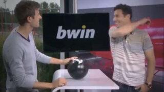 Bloque Deportivo: esta fue la 'vacilada' mundialista de Müller a Pizarro