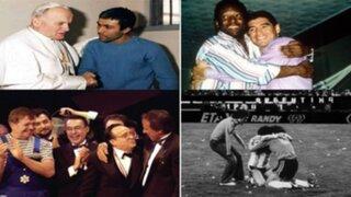 Los abrazos más memorables que marcaron un antes y un después entre famosos