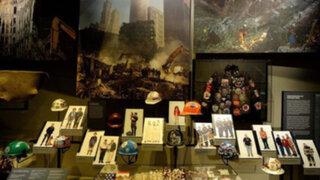 FOTOS: Conoce el museo del 11-S recién inaugurado por Barack Obama