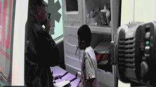 Centro de Lima: niños se salvaron de morir asfixiados tras fumigación de edificio