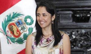 Congresista Tejada: Nadine ya dijo que no postulará y no cambiará de opinión