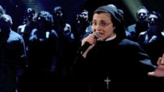 Sor Cristina a un paso de ser la triunfadora en reality The Voice Italia