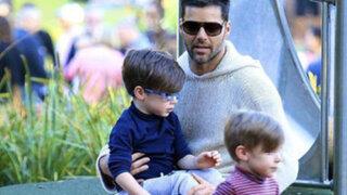 Ricky Martin: Me encantaría declarar mi homosexualidad nuevamente