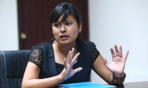 Áncash: Fiorella Nolasco teme por su vida y evalúa pedir asilo político