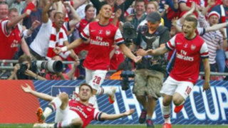 Arsenal campeonó la copa FA tras vencer al Hull City en Wembley