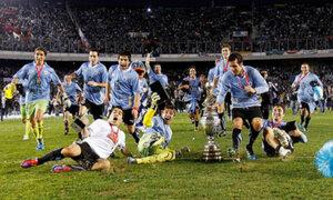 Brasil2014: fórmula matemática predice que Uruguay será campeón del Mundial
