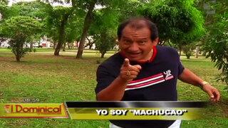 """Yo soy """"Machucao"""": conozca la trayectoria del ícono de la comicidad peruana"""