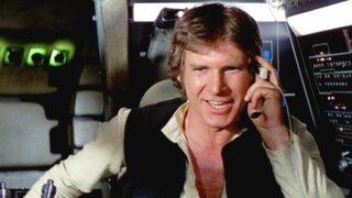 """Harrison Ford aseguró que desea empezar cuanto antes rodaje de """"Star Wars"""""""