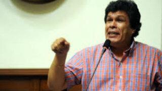 Heriberto Benítez: Detención de César Álvarez es montaje de Palacio de Gobierno