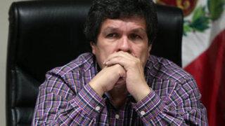 Congresista Heriberto Benítez descartó ir a otra bancada tras renunciar a SN