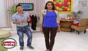 Lorena y Nicolasa: sepa qué abrigos y boleros usar en esa noche especial