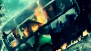 Cerca de 32 niños murieron tras una explosión de un ómnibus en Colombia