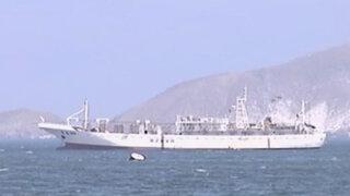 Chimbote: denuncian pesca ilegal de embarcaciones chinas