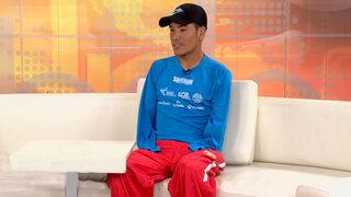 Maratonista sin brazos: Quiero ser un ejemplo para aquellos que no se atreven