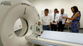 Essalud reconoce que hospital de Tarapoto se inauguró incompleto y sin permisos