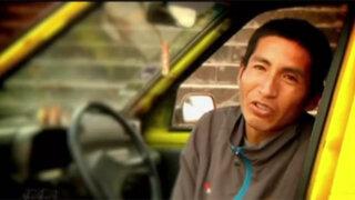 Panamericana Running: el joven taxista y su amor por el atletismo