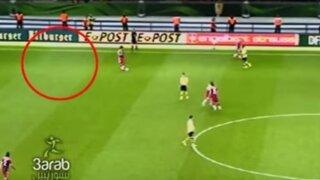Bloque Deportivo: ¿Apareció un fantasma en la final de la Copa Alemana?