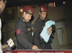 Lima: dos bebés fueron abandonados por sus padres en menos de un día